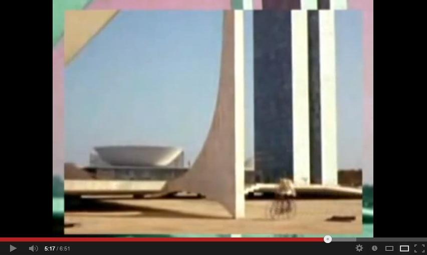 Brasília em 1964: Belmondo em O Homem do Rio